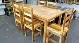 Mesa 6 cad madeira