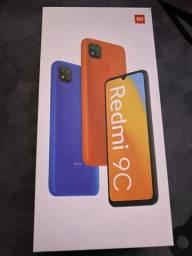 Xiaomi Redmi 9C Azul 32GB - (Novo Lacrado, Nunca Usado)