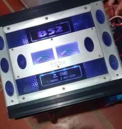 Vendo módulo 1400 4 canais 2 ohms