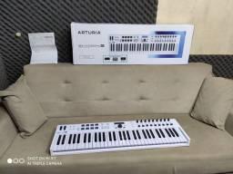 Controlador Arturia Keylab 61 - Branco