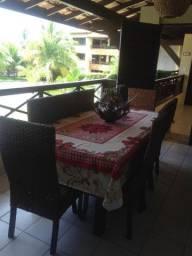 Apartamento temporada em Guarajuba de 4 quartos Suites, Mobiliada