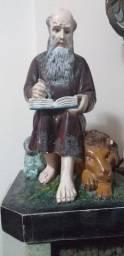 Imagem sacra de São Gerônimo