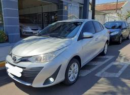 Toyota yaris 1.5 16v flex Sedan xl multidrive 4 p