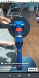 Lixadeira politriz pneumática 4.500 rpm