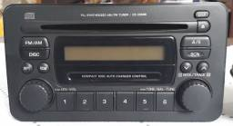 Rádio/CD italiano Alpine Suzuki