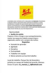 Emprego N1 Chicken Manaus