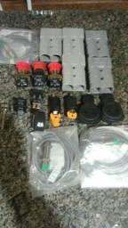 Peças de empilhadeiras eletricistas
