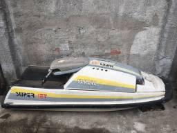 Casco Jet Sky Yamaha Super Jet