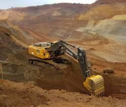 Compre sua Escavadeira Jhon Deere parcelado