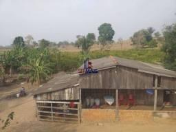 Chácara à venda por R$ 450.000 - Zona Rural - Teixeirópolis/RO