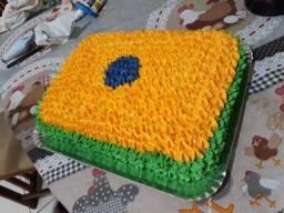 Trabalho com bolo ,é salgado, torta  ,etc *