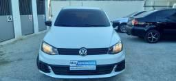 Volkswagen Gol 1.0 Branca 2017 RINALDO *