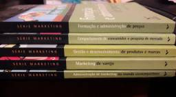 Livros Série Marketing FGV