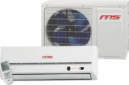 Instalação limpeza e manutenção ar condicionado split