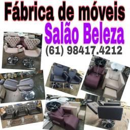 Fábrica móveis pra salão beleza * barbearia * esmalteria * manicure * podologia * recepção