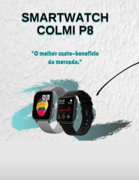 "Relógio Inteligente Smartwatch Colmi P8 ""Entrega Grátis"""