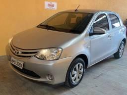 Toyota Etios X 1.3 2016/17 Automático