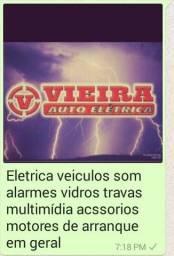 Eletricista automotivo freelancer