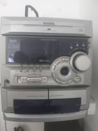 Vendo aparelho de som Toshiba