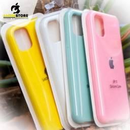 Capa Iphone Aveludada