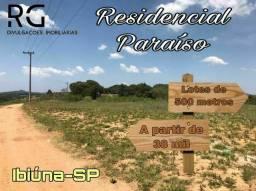 RRP28 vendas de terrenos em Ibiuna