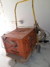 Máquina de solda 250 amperes 110-220