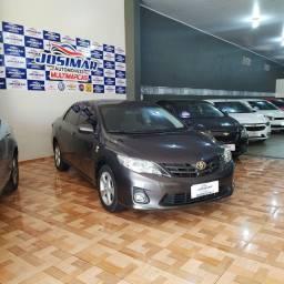 Corolla GLI automático, carro de garagem, único dono