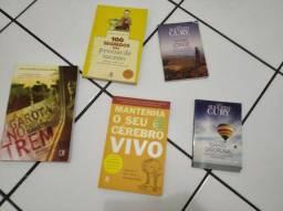 Kit 5 livros