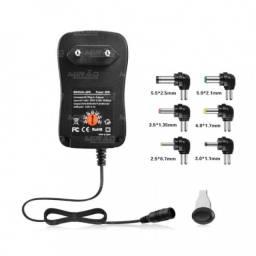 Fonte Universal Bivolt Regulagem 30w Com 6 Plugs