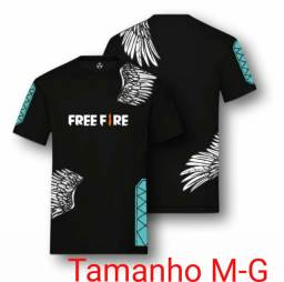 Camisa Angélica Free fire unisex