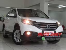 Honda CR-V LX 2.0 Impecável C/Couro!