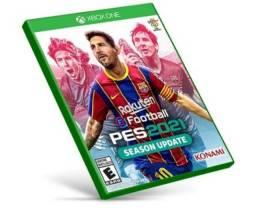 eFootball PES 2021 - Xbox one - Midia Digital