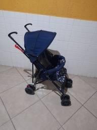 carrinho bebe novo sem uso barbada 200,00