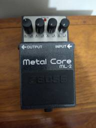 Pedal metal core- boss