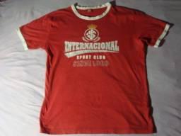 Camiseta Internacional Sport Club Since 1909 - Oficial Número 10 - Rara - Tamanho G