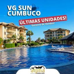 VG Sun Cumbuco - Pé na Areia!