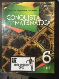 Livro ?a conquista da matemática? 6° ano