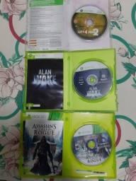 Jogos originais seminovos pra Xbox 360