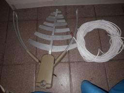 Antena para sinal digital