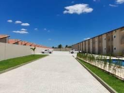Apartamento Novo em Condominio Fechado em Gererau - Barrocão c/2 Quartos c/Suite