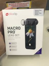 Lentes Olloclip para celular