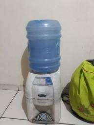 Filtro de água + garrafão