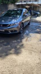 Honda Civic Lxr 2.0  15/16 OPORTUNIDADE