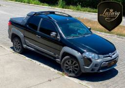Fiat Strada CD 2015 Adventrure Locker Mecânica IPVA 2021 Pago