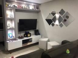 Apartamento com 2 dormitórios à venda, 52 m² por R$ 179.000 - Caji - Lauro de Freitas/BA