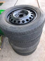 Vendo rodas GM 400 reais
