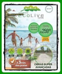Título do anúncio: Loteamento EcoLive Tapera $@!!