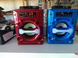 Caixinha de som (speaker)
