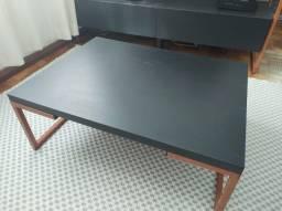 Rack e mesa de centro Mobly