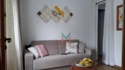 Apartamento com 2 dormitórios à venda, 45 m² por R$ 215.000,00 - Aparecida - Santos/SP